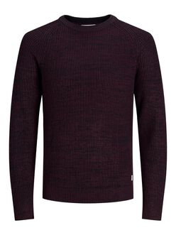PANNEL SWEATER